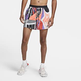 Nike Flex Stride Berlin Short de running avec sous-short intégré 13 cm pour Homme