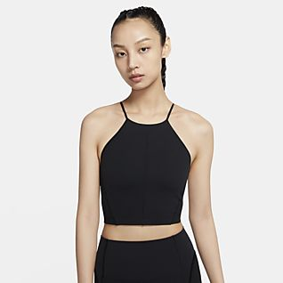 Nike Yoga Women's Infinalon Cropped Tank