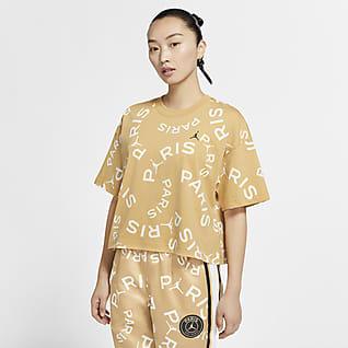 巴黎圣日耳曼 Boxy 女子短袖T恤