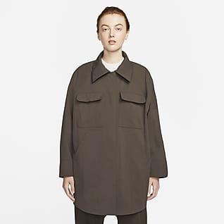 Nike ESC เสื้อแจ็คเก็ตแบบเย็บเชื่อมผู้หญิง