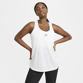 Nike Air Camiseta de tirantes de running para mujer (talla grande)