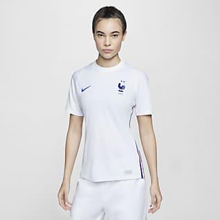 FFF 2020 Stadium Uit Voetbalshirt voor dames