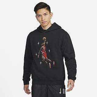 Jordan Essentials 男子起绒连帽衫