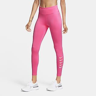 Nike Swoosh Run Mallas de running de 7/8 para mujer