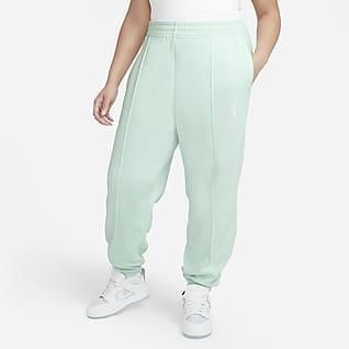 Nike Sportswear Trend Pantalones de tejido Fleece para mujer (talla grande)