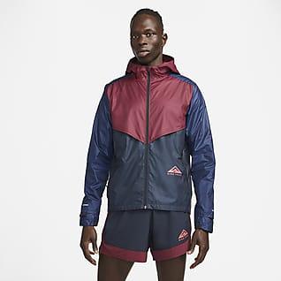 Nike Windrunner Arazi Tipi Erkek Koşu Ceketi