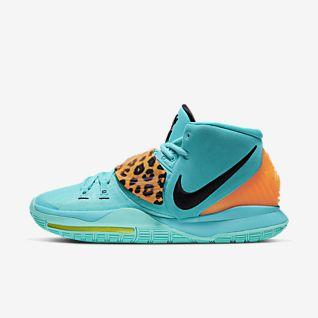 blue nike basketball shoes