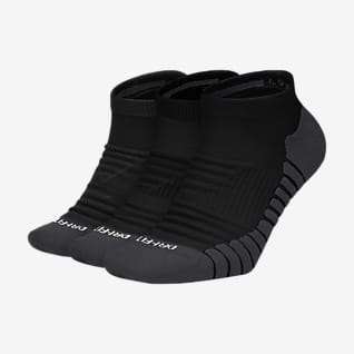Nike Everyday Max Cushioned Короткие носки для тренинга (3 пары)