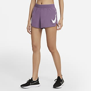 Nike Dri-FIT Swoosh Run Short de running pour Femme
