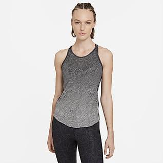 Nike Run Division Speziell entwickeltes Lauf-Tanktop für Damen