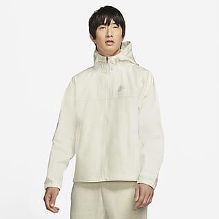 ナイキ スポーツウェア メンズ キャンバス ジャケット