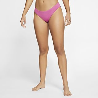 Nike Essential Scoop Schwimm-Bikinihose für Damen