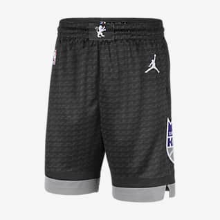 Kings Statement Edition 2020 Jordan NBA Swingman Shorts für Herren