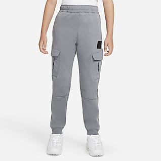 Nike Sportswear Air Max Fleecejoggebukse til store barn (gutt)