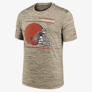 Nike Dri-FIT Sideline Velocity Legend (NFL Cleveland Browns) Men's T-Shirt