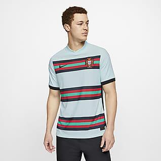 Portugal de visitante Vapor Match 2020 Camiseta de fútbol para hombre