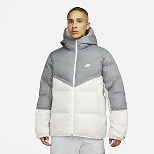 Nike Sportswear Storm-FIT Windrunner Chamarra con gorro para hombre