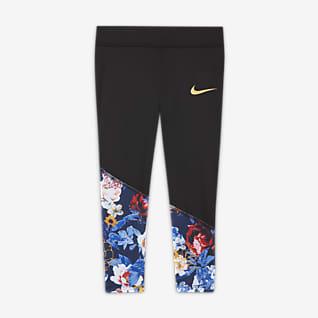Nike Dri-FIT Capri legíny pro batolata