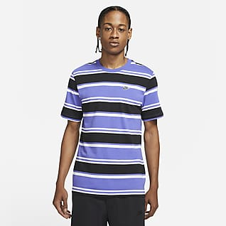 Nike Sportswear Playera a rayas para hombre