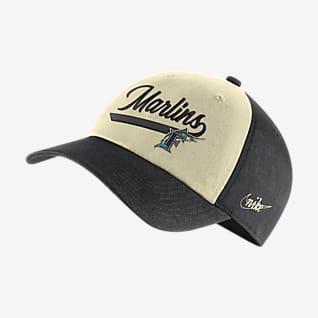 Nike Heritage86 (MLB Miami Marlins) Hat