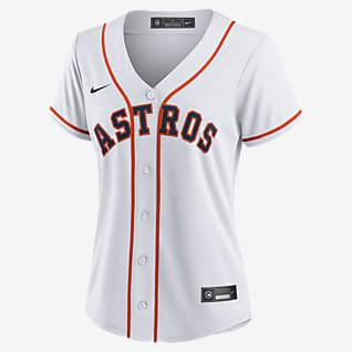MLB Houston Astros (Jose Altuve) Women's Replica Baseball Jersey