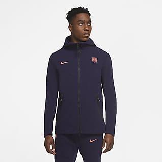 Chelsea FC Tech Pack Sweat à capuche et zip pour Homme