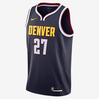 Nuggets Icon Edition 2020 Camiseta Nike NBA Swingman