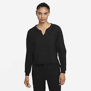 Nike Yoga Dri-FIT Luxe Cover-up voor dames