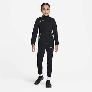 Nike Dri-FIT Academy Survêtement de football en maille pour Enfant plus âgé
