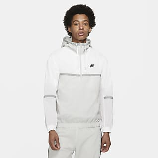 Nike Sportswear Jaqueta amb caputxa de teixit Woven sense folre - Home
