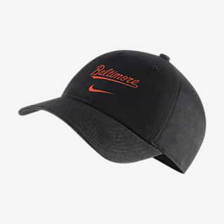 Nike Heritage86 Swoosh (MLB Baltimore Orioles) Adjustable Hat