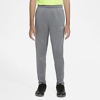 Nike Therma Academy Spodnie piłkarskie dla dużych dzieci
