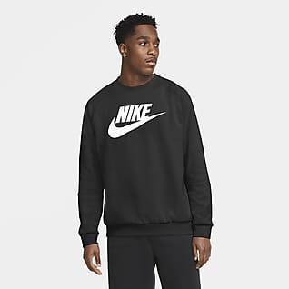 Nike Sportswear Crewtrøje i fleece til mænd