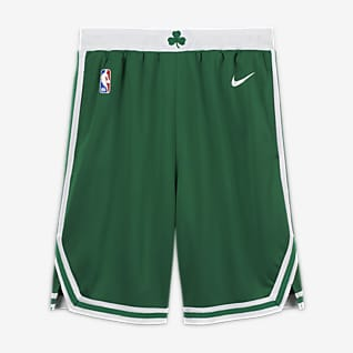 Boston Celtics Icon Edition Older Kids' Nike NBA Swingman Shorts