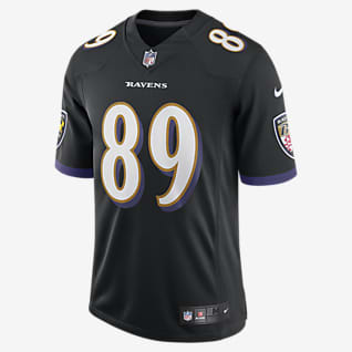 NFL Baltimore Ravens Nike Vapor Untouchable (Mark Andrews) Men's Limited Football Jersey