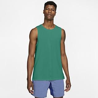 Nike Yoga Camiseta de tirantes para hombre