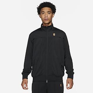 NikeCourt Pánská tenisová bunda
