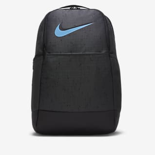 Nike Brasilia เป้สะพายหลังเทรนนิ่งเนื้อหยาบ (ขนาดกลาง)