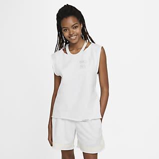 "Nike Standard Issue ""Queen of Courts"" Damska koszulka do koszykówki"