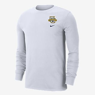 Nike College (Marquette) Men's Long-Sleeve T-Shirt