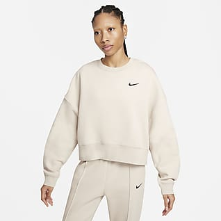 Nike Sportswear Camiseta corta de tejido Fleece - Mujer