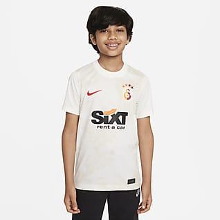Galatasaray 2021/22 Üçüncü Nike Dri-FIT Genç Çocuk Futbol Üstü