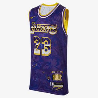 LeBron James Select Series Nike NBA-jersey voor kids