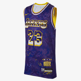 LeBron James Select Series Nike NBA-Trikot für ältere Kinder