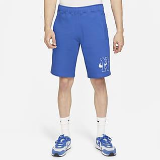 Nike Sportswear Męskie spodenki z dzianiny