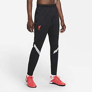 Liverpool FC Strike Pantalones de entrenamiento de fútbol para hombre