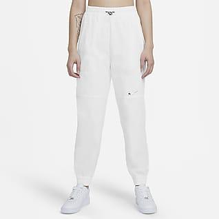 Nike Sportswear Swoosh Pantalones de tejido Woven para mujer