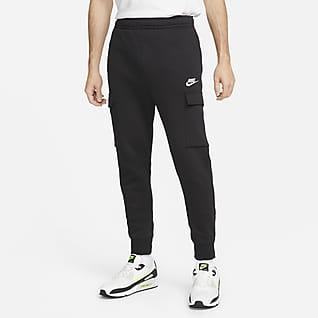 Nike Sportswear Club Fleece 男子工装长裤