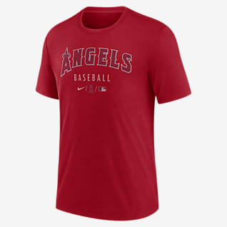 Nike Dri-FIT Early Work (MLB Los Angeles Angels) Men's T-Shirt