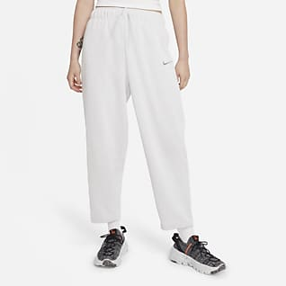 Nike Sportswear Collection Essentials Γυναικείο φλις παντελόνι